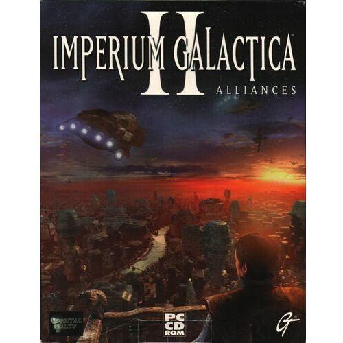 Imperium galactica ii - k00419- zamów do 16:00, wysyłka kurierem tego samego dnia! marki Thq