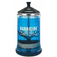pojemnik szklany do dezynfekcji narzędzi i akcesoriów (średni) marki Barbicide