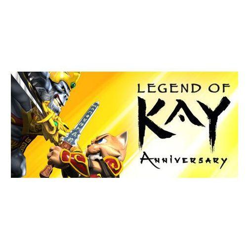 Nordic games Legend of kay - anniversary pc - mac - wersja cyfrowa