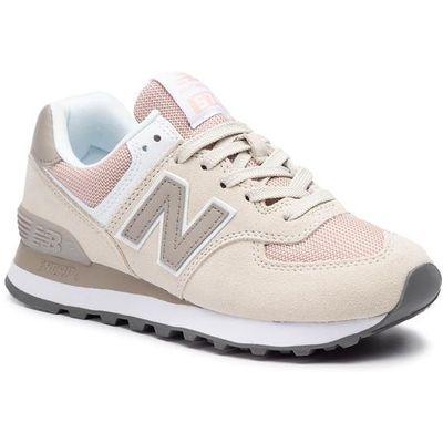 szalona cena obuwie przytulnie świeże new balance wl 574 wtb w kategorii: Damskie obuwie sportowe ...