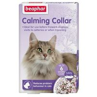 calming collar obroża antystresowa dla kota 35 cm - dla kota 35 cm marki Beaphar