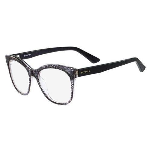 Etro Okulary korekcyjne et 2605 021