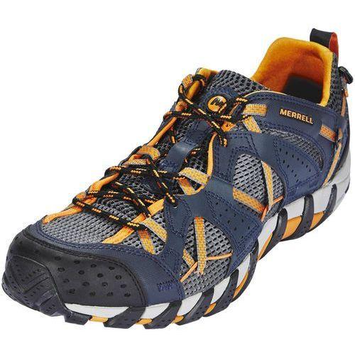 168b5866992bc Merrell waterpro maipo buty mężczyźni pomarańczowy/niebieski 45 2018 buty  kajakowe - galeria Merrell waterpro