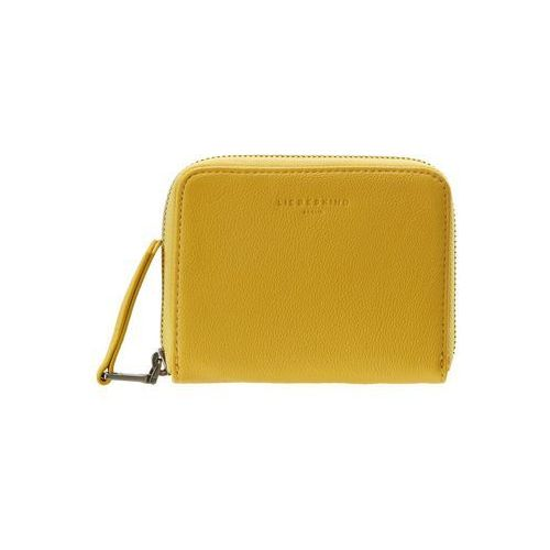 Liebeskind Berlin CONNY VINTAGE CORE Portfel sunshine yellow