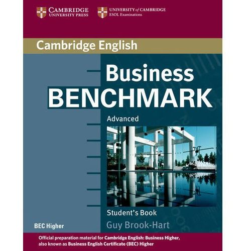 Business Benchmark Advanced Student`s Book BEC Edition, Brook-Hart Guy