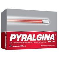 PYRALGINA x 6 tabletek - 6 tabletek