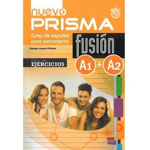 Nuevo Prisma fusion A1 A2 ćwiczenia (9788498485226)
