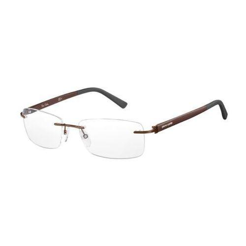 Pierre cardin Okulary korekcyjne p.c. 6830 u7j