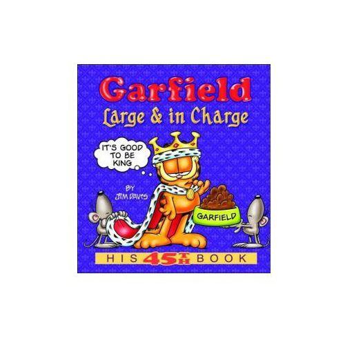 Garfield Large & in Charge, Davis J.