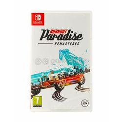 Burnout paradise remastered nintendo switch marki Electronic arts