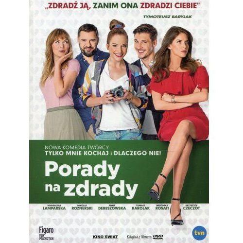 Porady na zdrady + KS (Płyta DVD)