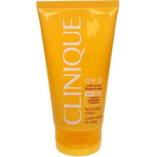 Clinique SPF15 Face Body Cream 150ml W Opalanie