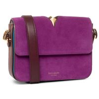 Torebka KATE SPADE - Mystery Suede Small Shoulder Bag PXRUB212 Brybltzmul 382