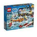 60167 KWATERA STRAŻY PRZYBRZEŻNEJ Coast Guard Head Quarters KLOCKI LEGO CITY  LEGO City Kwatera