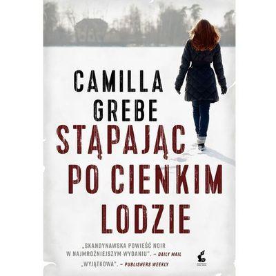 Stąpając po cienkim lodzie - Camilla Grebe (9788381100403)