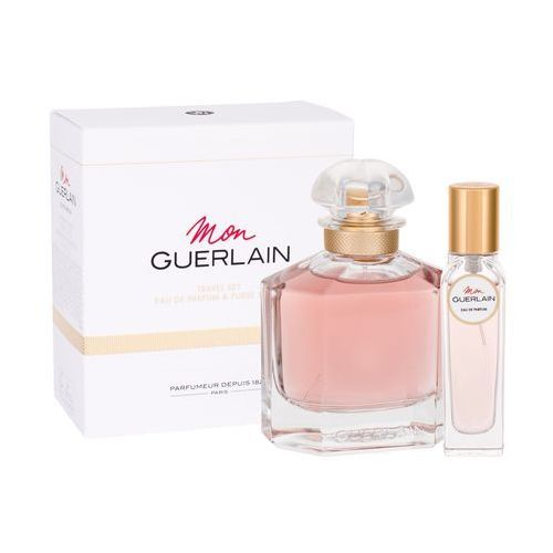 Guerlain mon guerlain zestaw edp 100 ml + edp 15 ml dla kobiet (3346470133938)
