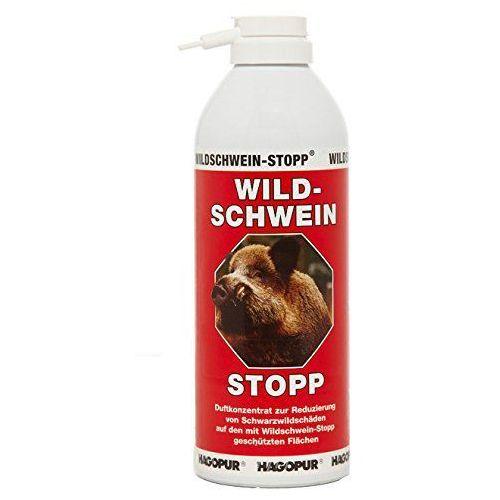 Odstraszacz na dziki Wildschwein-Stop 400ml czerwony