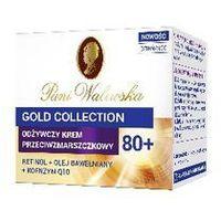 Pani walewska Miraculum  gold collection 80+ krem odżywczy na dzień i noc 50ml