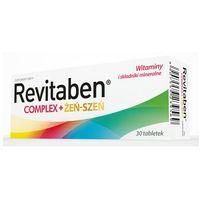 REVITABEN COMPLEX + ŻEŃ-SZEŃ x 30 tabletek