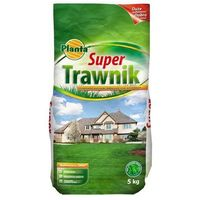 Nasiona trawy super trawnik 5 kg marki Planta