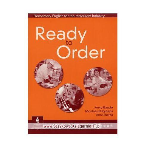 Ready to Order Workbook (zeszyt ćwiczeń) (80 str.)