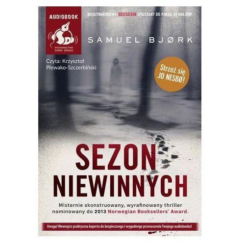 Sezon niewinnych Audiobook Samuel Bjork