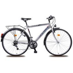 "Olpran Olpran rower trekkingowy Mercury 28"" M gray"