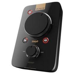Wzmacniacz do słuchawek mixamp pro tr czarny do pc/ps4/ps3 marki Astro