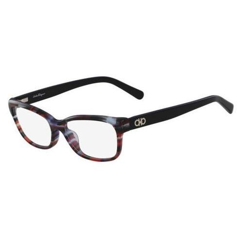 Okulary korekcyjne sf 2789 998 Salvatore ferragamo