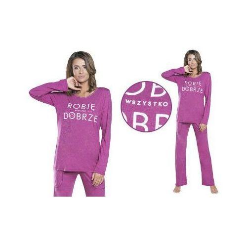 c449598f4e5bb5 Piżama damska sewilla: jeżyna marki Italian fashion - Fotografia Piżama  damska sewilla: jeżyna marki