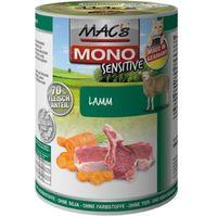 Macs cat kons. mono sensitive jagnięcina / marchew - 200g marki (bez zařazení)