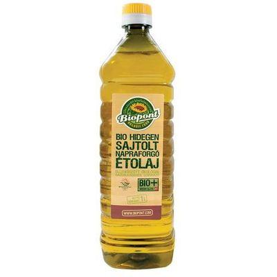 Oleje, oliwy i octy BIOPONT (chrupki bezglutenowe) biogo.pl - tylko natura
