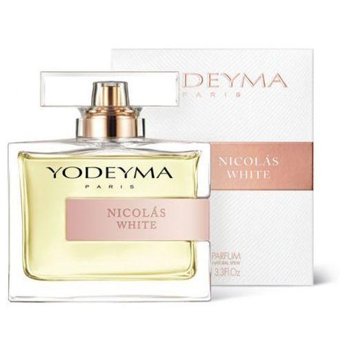 Nicolas white Yodeyma