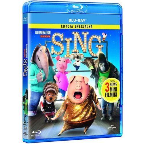 Sing (Blu-ray 3D Steelbook),793DV (7421522)