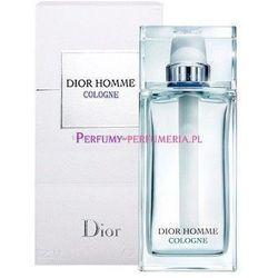 Wody kolońskie dla mężczyzn  Christian Dior