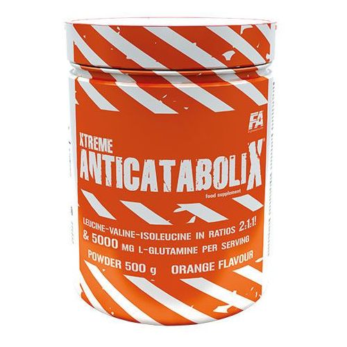 Xtreme anticatabolix - 500g - unflavored Fitness authority