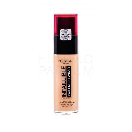 L´Oréal Paris Infaillible 24H Fresh Wear podkład 30 ml dla kobiet 145 Rose Beige - Promocja