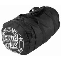 torba na ramię SANTA CRUZ - Strip Stack Duffle Black (BLACK)