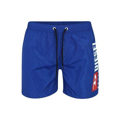 DIESEL Szorty kąpielowe 'SW Boxer Medium' niebieski