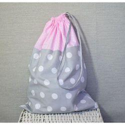 Minimaleni Bawełniany worek przedszkolaka