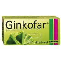 Ginkofar 40 mg x 60 tabl (5909990677023)