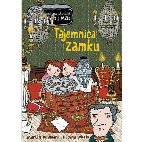 """Książka """"Tajemnica zamku"""" wydawnictwo Zakamarki 9788377761694 (2018)"""