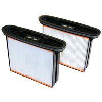 Kaseta na filtry papierowe, do bezpiecznych odkurzaczy przemysłowych, klasa pyłu marki Electrostar