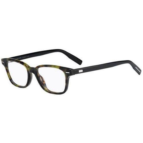 Dior Okulary korekcyjne black tie 224 snk