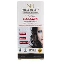 Noble Health Class A Collagen Kolagen Morski w tabletkach - 90 tabletek (5902559609301)