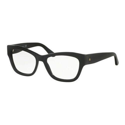 Ralph lauren Okulary korekcyjne rl6156 5001