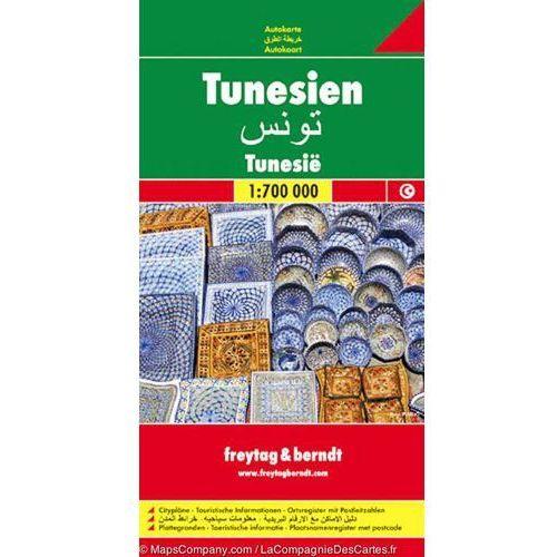Tunisia, oprawa miękka