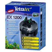Tetratec Tetra tec ex-1200 filtr zewnętrzny kanistrowy do akwarium 500l
