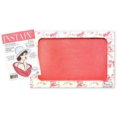 Instain toile strawberry | pudrowy róż do policzków 6,5g Thebalm