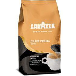 Kawa włoska caffecrema dolce 1 kg ziarnista marki Lavazza